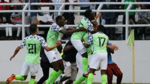 Nigeria Super Eagles whip Libya 4-0 in AFCON qualifiers