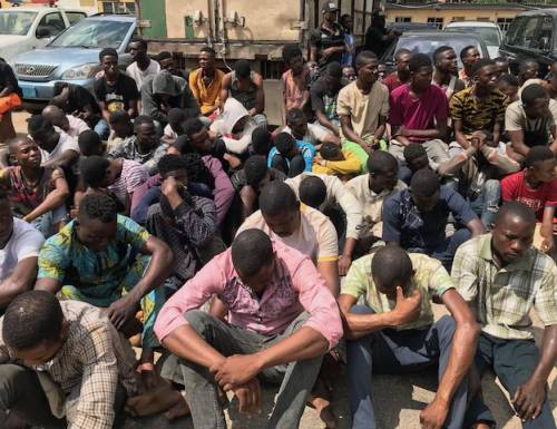 Oyo Police Command parade 24 suspected cultists