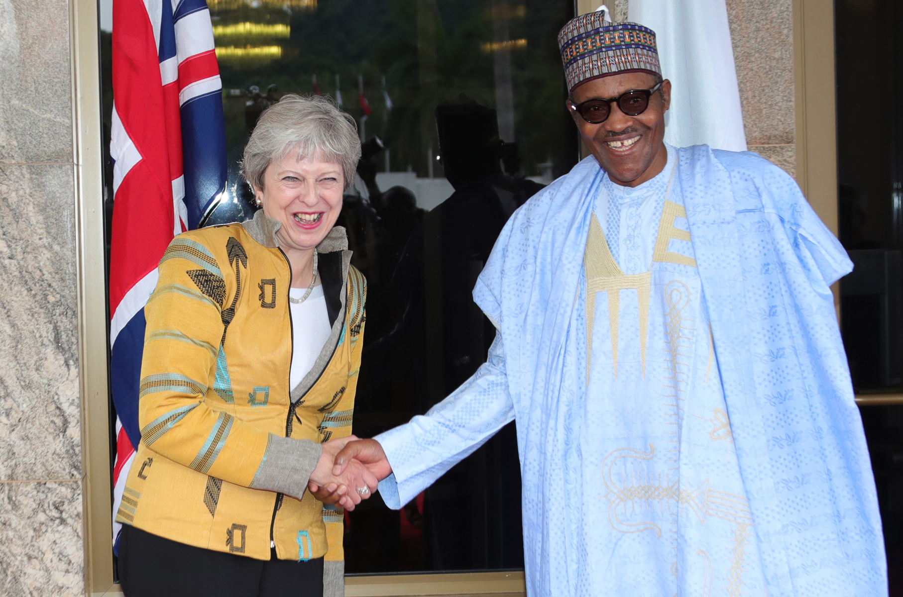 UK Signs MOU with Nigeria to Strengthen Health Security