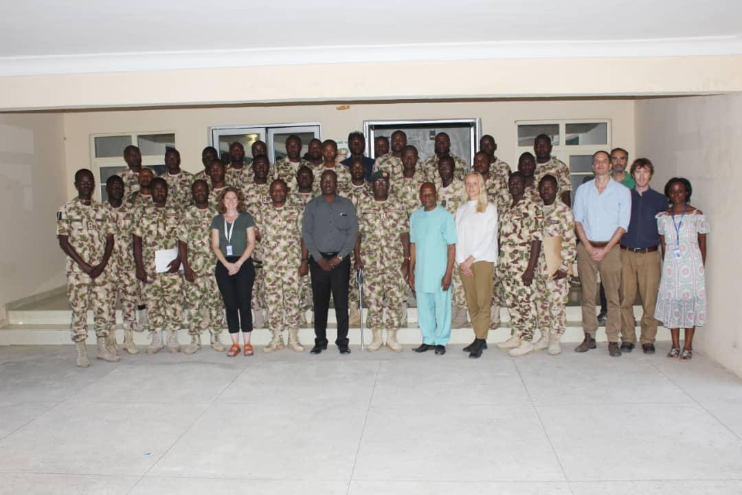 Nigerian Army partners UNOCHA to enhance professionalism