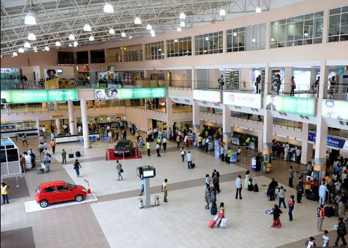 Domestic Airline lose N1.5bn over flight disruption at MMA2