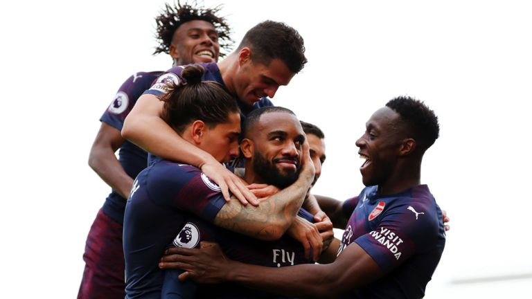 English Premier League: Arsenal beat Fulham, moves into top 4