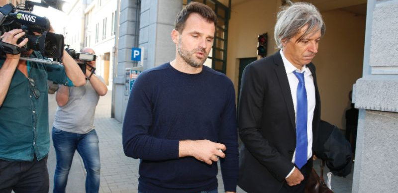 Belguim football scandal: more suspects charged and detained