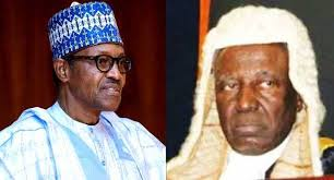 Buhari extends condolences to family of late Ex-CJN