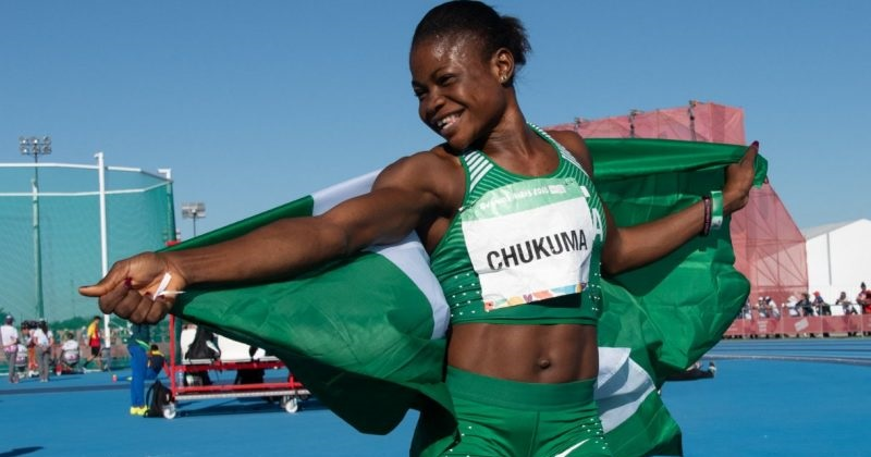 Buenos Aires 2018: Rosemary Chukwuma wins gold in 100m