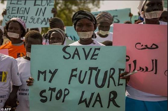 Warring parties in South Sudan abducted hundreds of women and girls -UN