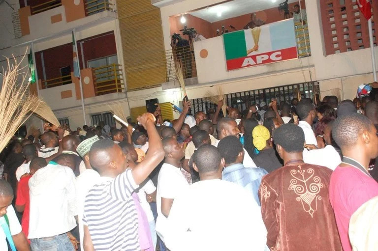 Party Primary: Aggrieved APC members threaten defection