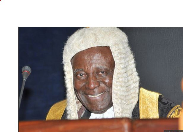 Former Nigerian Chief Judge, Kutigi dies in London