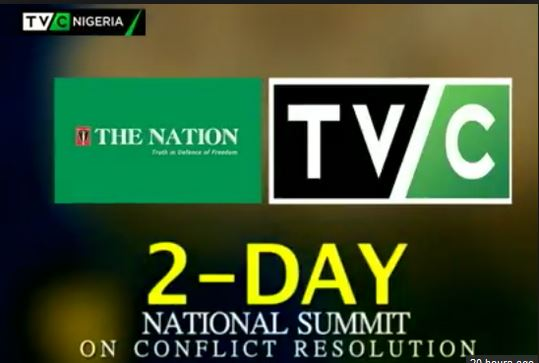 Nigerians urged to unite at national conflict resolution summit