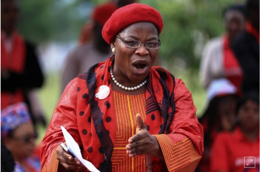 Nigerian ex-minister and Chibok girls champion to run for president