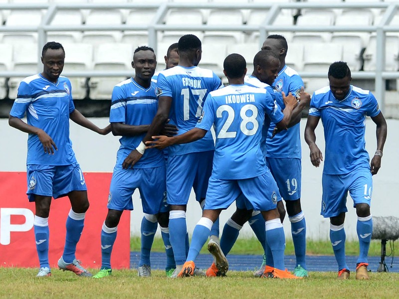CAF Cup: Enyimba confident of beating Casablanca after 1st leg