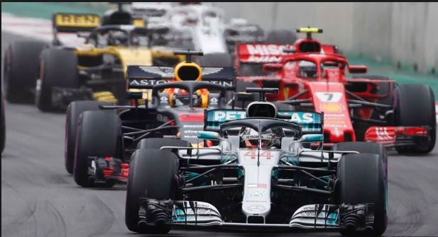 Formula One: Lewis Hamilton clinches fifth title of his career