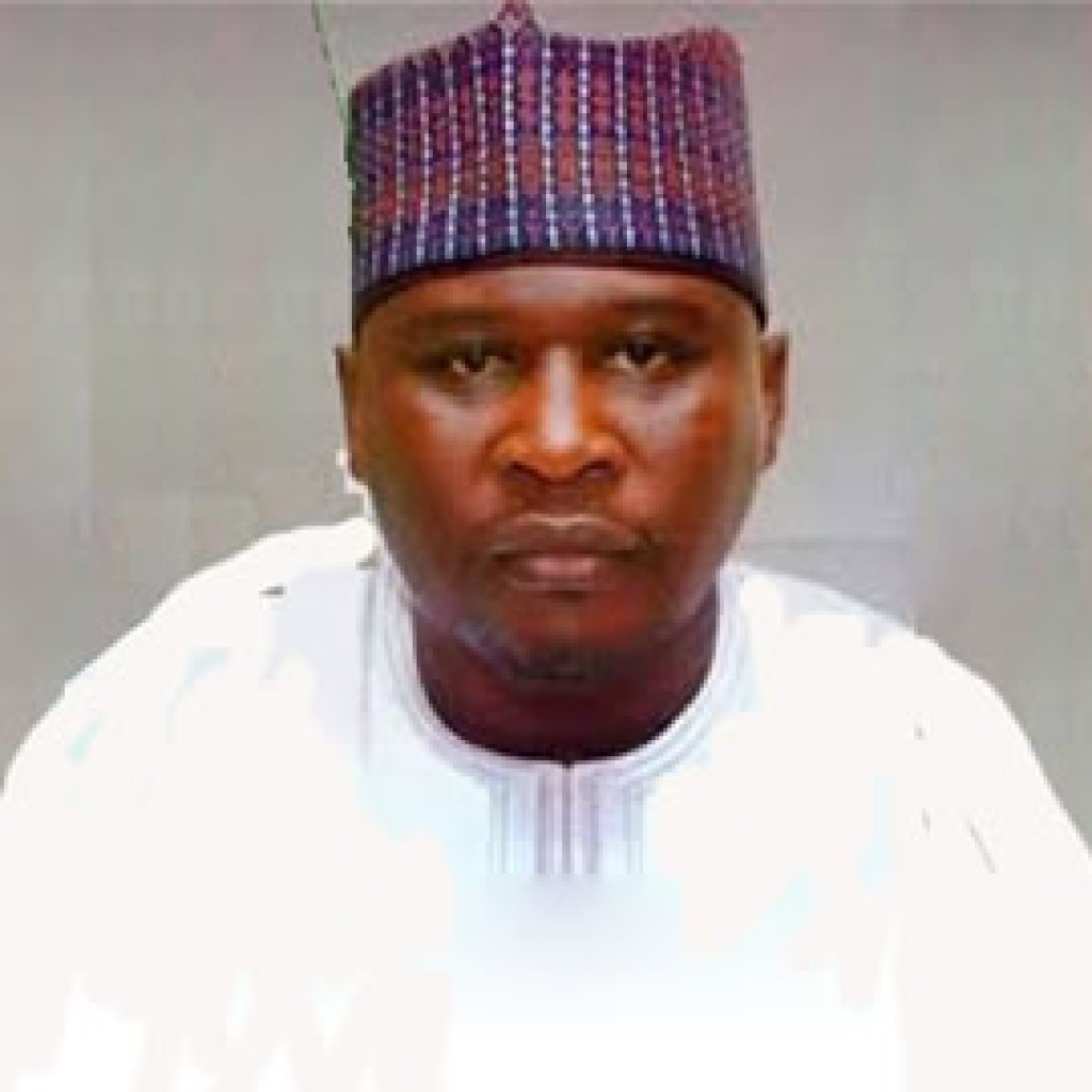 Adamawa 2019: Fmr acting gov. Fintiri emerges PDP candidate