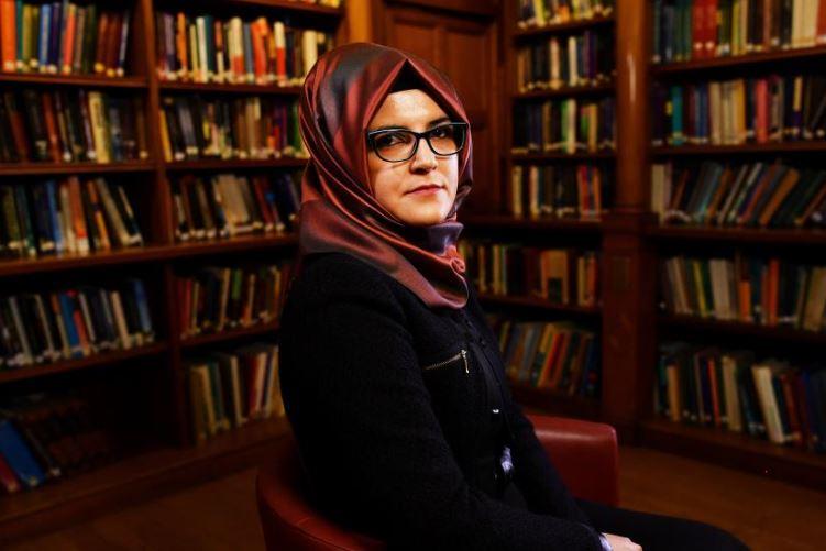Khashoggi fiancee hits at Trump response, warns of 'money' influence