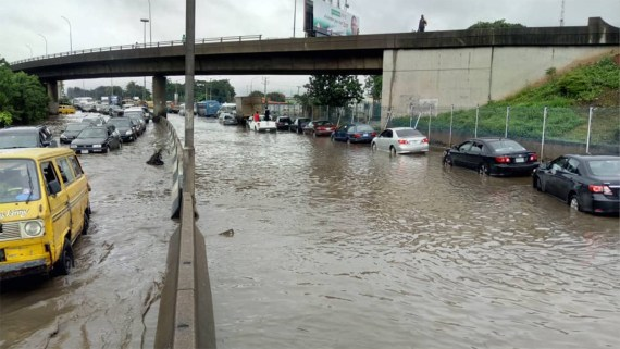 Lagos Floods: Lawmakers call on state governor to reactivate office of drainage dept.
