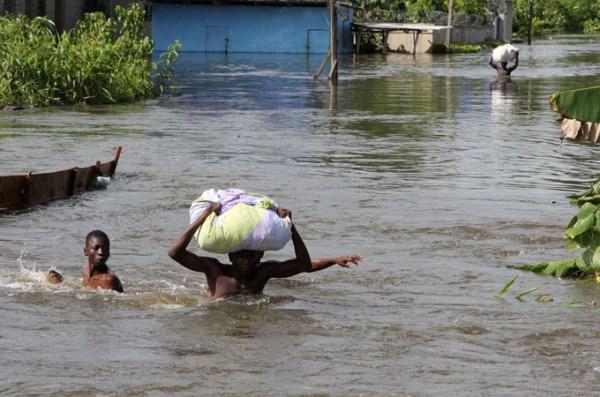 Flooding: E.U. mobilises $1.1m to address humanitarian crisis in Nigeria