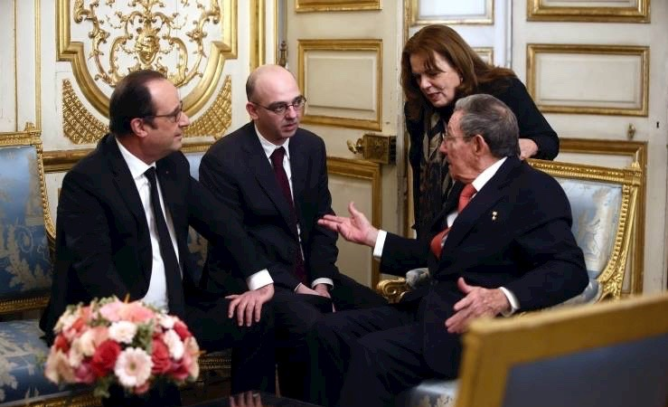 French legislators demand end of U.S blockade to Cuba