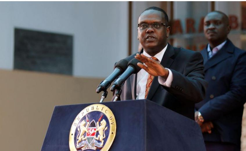 Kenya's ex-sports minister to be charged over Rio Olympics graft