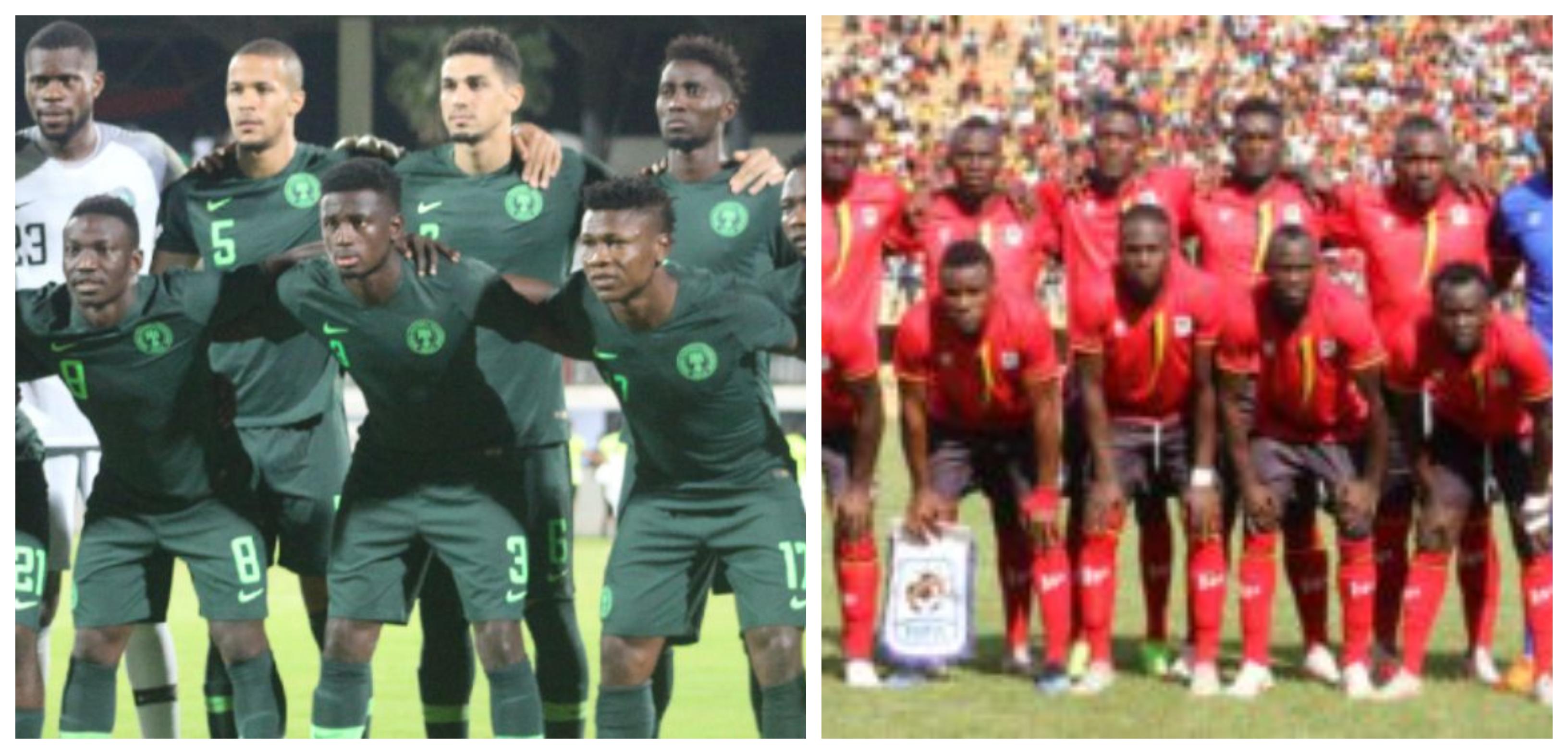 International friendly: Uganda to play Nigeria November 30, 2018