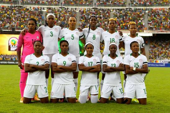 African Women's Cup of Nations: 48 Super Falcon players to camp in Epe