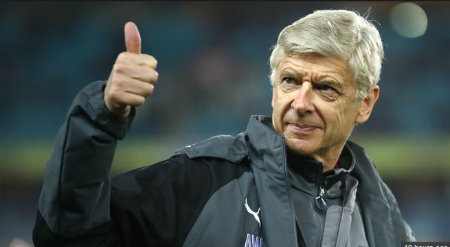 Arsene Wenger returns to football coaching