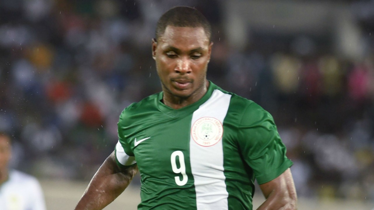 Rohr backs Ighalo to shine against Libya in  2019 Nations Cup Qualifier