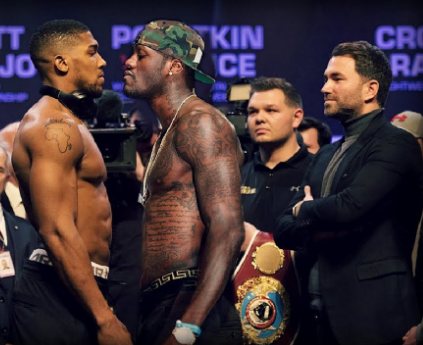Heavy weight boxing: Wilder team to begin negotiation with Joshua