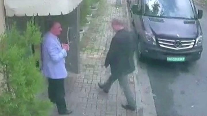 Turkey widens search for clues to disappearance of Saudi journalist, Khashoggi