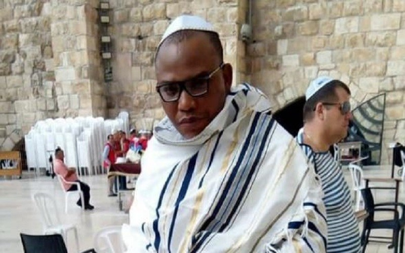 UK hints Nigeria on plan to issue travel document to Nnamdi Kanu