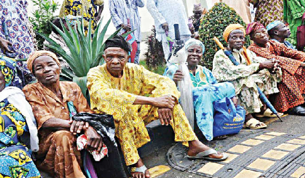 Pensioners appeal to Ondo govt over entitlements