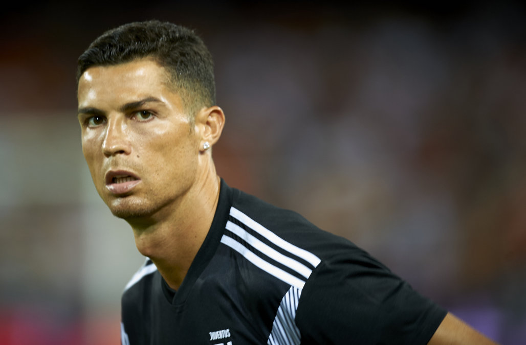 Sex scandal: Ronaldo denies rape allegation