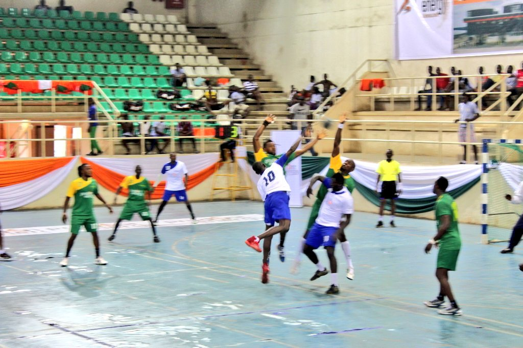 Niger United, Safety Babes continue to top National Handball League phase 2