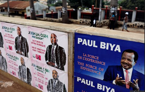 Polls close in Cameroon after vote marked by separatist unrest