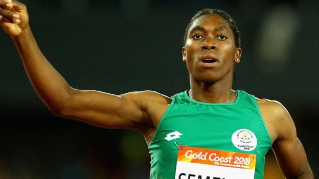 Champion Caster Semenya likely to miss 2019 out door season
