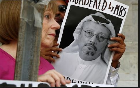 Calls for press freedom echoes over missing Saudi journalist Jamal Khashoggi