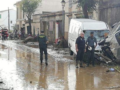 Marjoca flash floods: At least nine dead, six missing