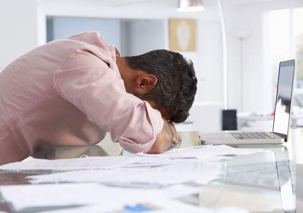 'Stress', a top concern in UK work places