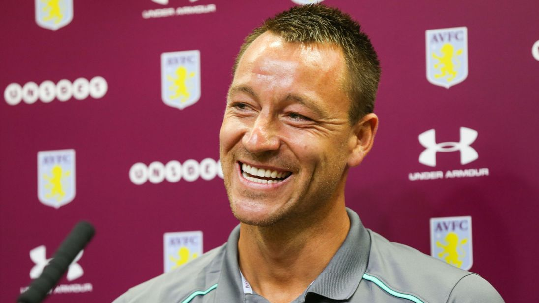 John Terry finally quits, announces retirement from football