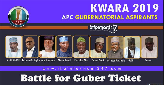 APC NWC announces Abdulrahaman AbdulRasaq winner of Kwara guber primaries