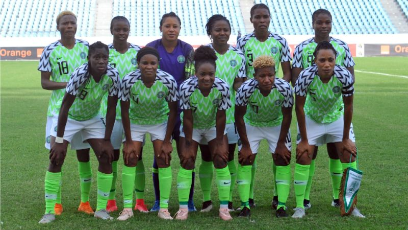 Super Falcons spank Shepolopolo of Zambia 4-0 to keep hope alive