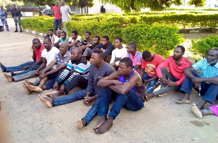 19 suspected killers of General Alkali remanded in prison