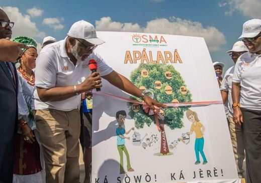 Ondo Gov. launches 'Apalara' micro-credit scheme with N550M loans