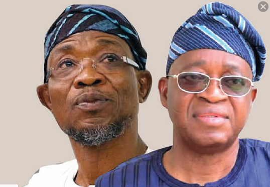 Oyetola takes over from Aregbesola as Osun governor