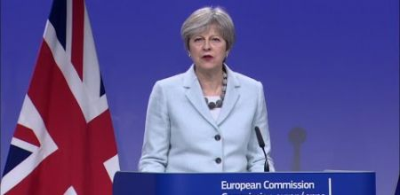EU leaders agree on UK's withdrawals
