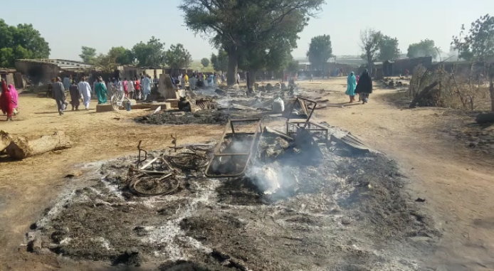 At least 12 killed as Boko Haram attacks three communities in Borno