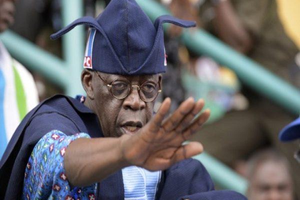Tinubu kicks against alleged moves to remove Oshiomhole