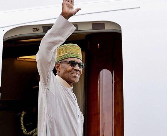 Buhari leads Nigerian delegation to Paris Peace Forum