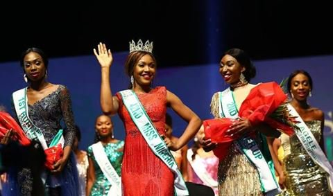 Miss Nigeria : Youth corps member, Chidinma Aaron crowned 42nd queen