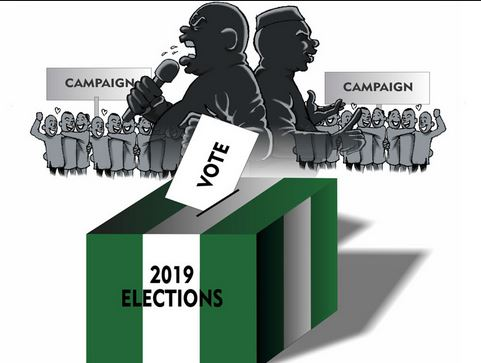 Campaign for Presidential, National Assembly elections officially kicks-off
