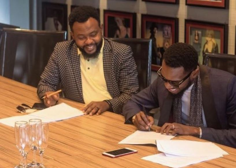 D'banj signs fresh deal with Sony Music, to release new single 'Shake It' Nov. 9th
